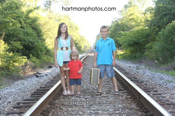 Train Tracks Mini