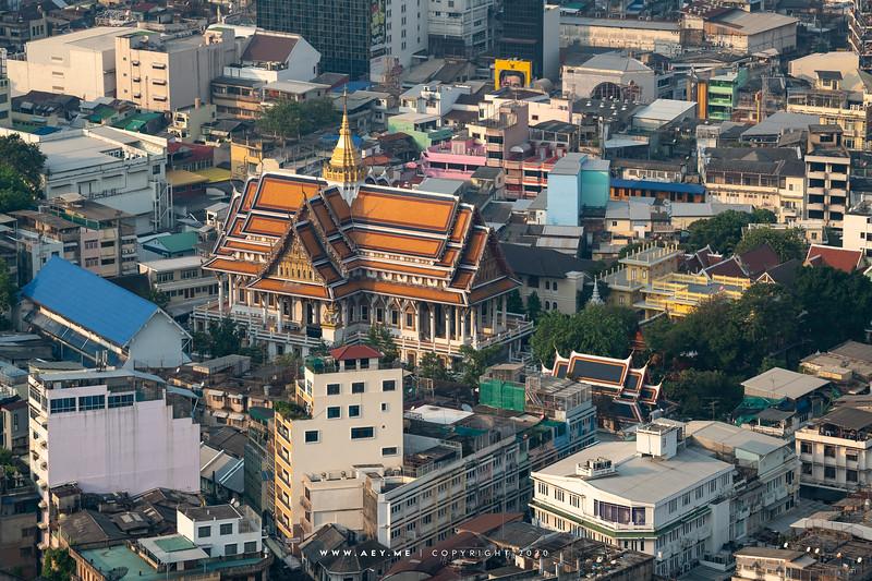 Wat Samphanthawong Saram Worawihan (Wat Ko)