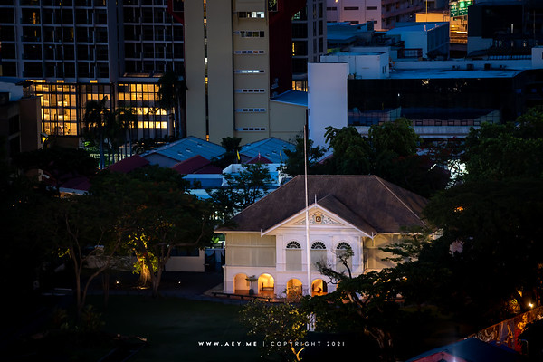 Embassy of Portugal view from ICONSIAM