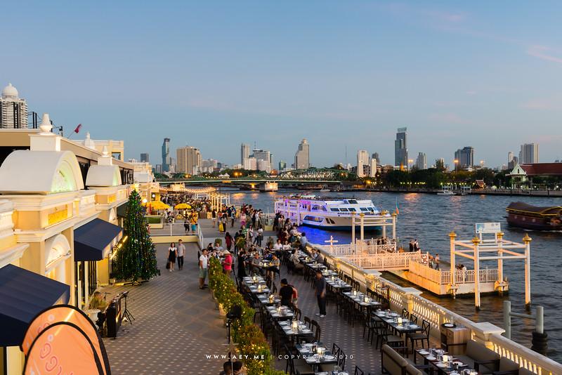 Yodpiman River Walk, Bangkok