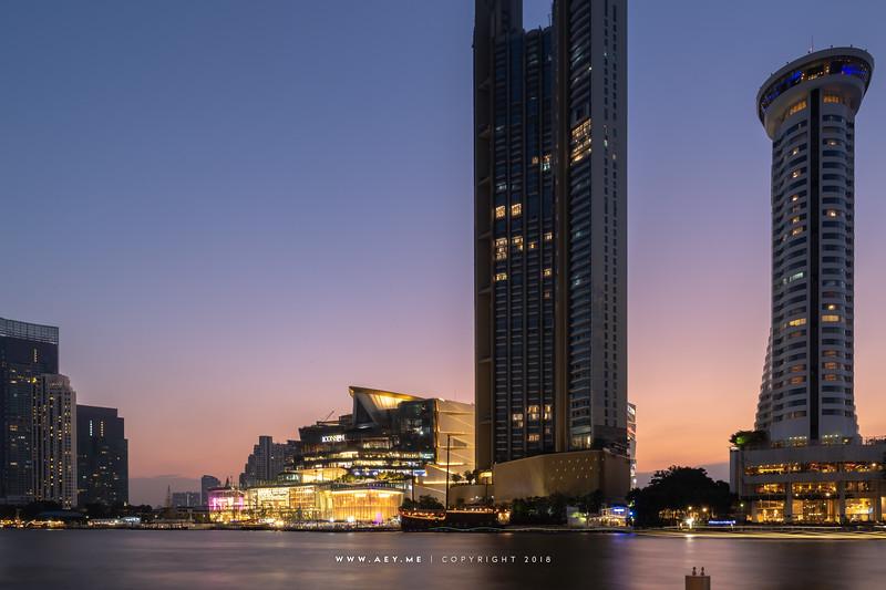 Twilight at Icon Siam