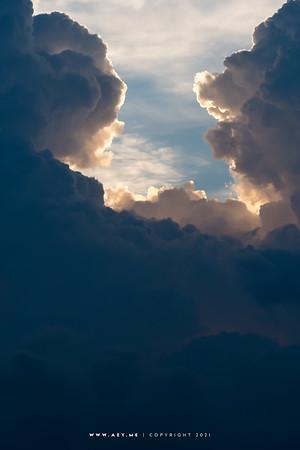 Cloud & Sky of Bangkok