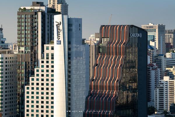 Carlton Hotel Bangkok Sukhumvit & Radisson Blu Plaza Bangkok