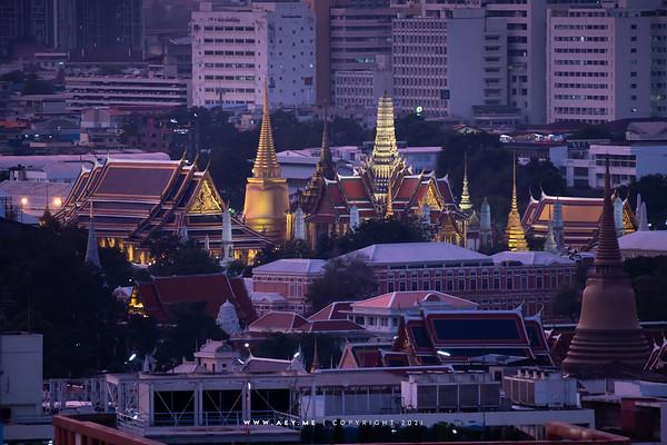 Wat Phra Kaew, Grand Palace