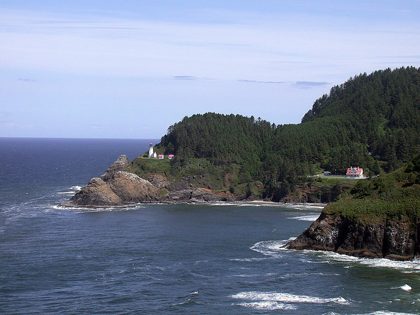 Heceta Head Lighthouse<br /> Southern Oregon Coast