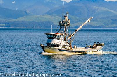 Fishing Trawker
