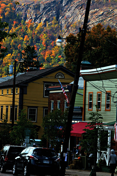 Views of Fall Cold Spring, New York