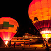 Balloon Glow at the Ti