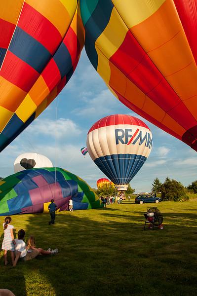 A Balloon Arch