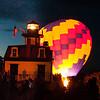 Lighthouse Balloon Glow