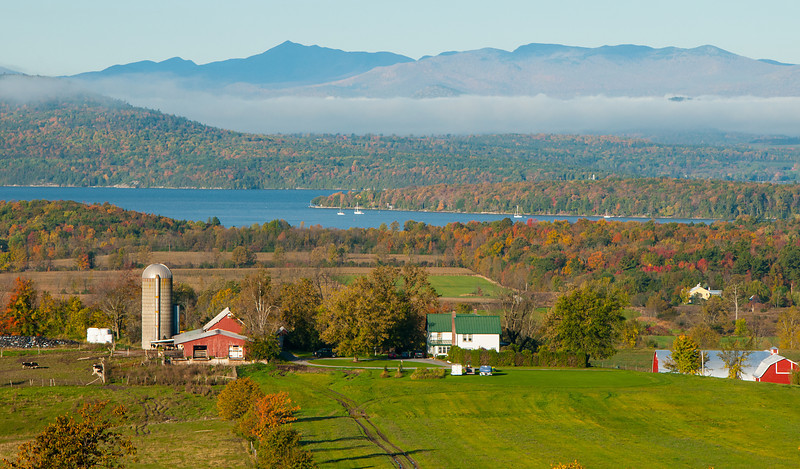 Champlain Valley Vista