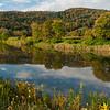Winooski River in Middlesex