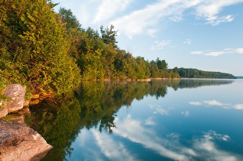 Still Waters on Shelburne Pond