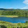 Summer on Jerusalem Pond Panoramic-