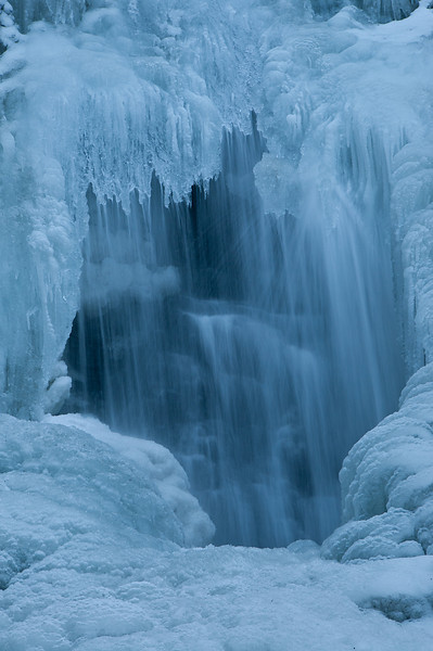 Winter Waterfalls 2