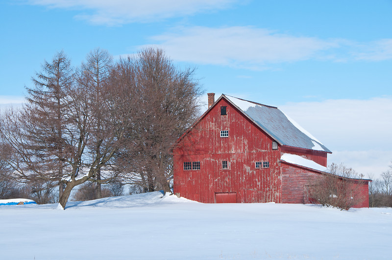 Charlotte Winter Barn