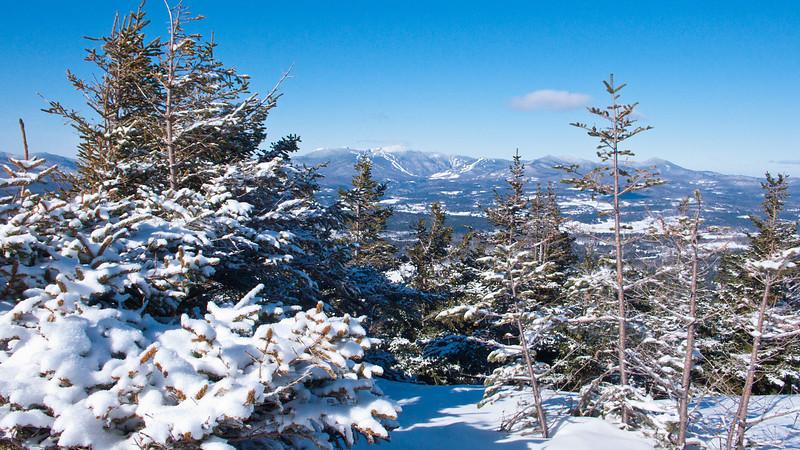 Winter Pinnacle View