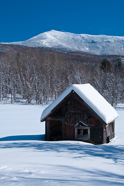 Snowy Cabin 2