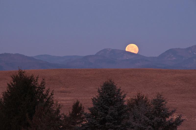 Winter Full Moon_