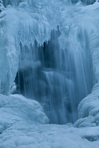 Winter Waterfalls 2