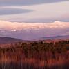 Mt Mansfield Alpenglow