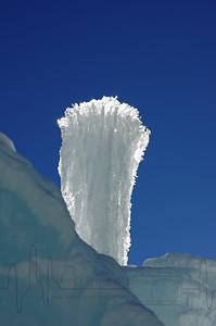 Ice Chimney