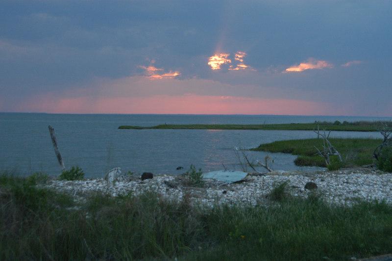 Hooper's Island Scenic View.