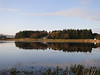 Barcraigs Reservoir, near Howwood.<br /> 8th November 2009