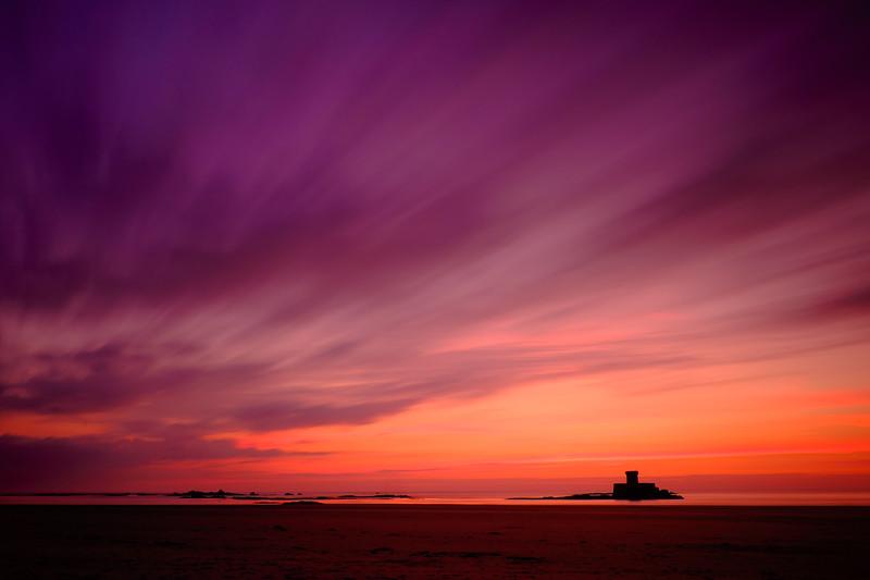 Purple Sunset, Jersey