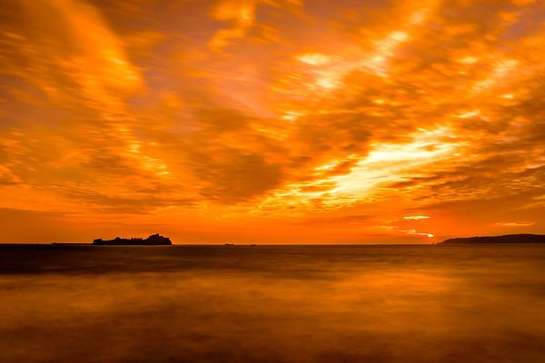 Orange Castle, Jersey