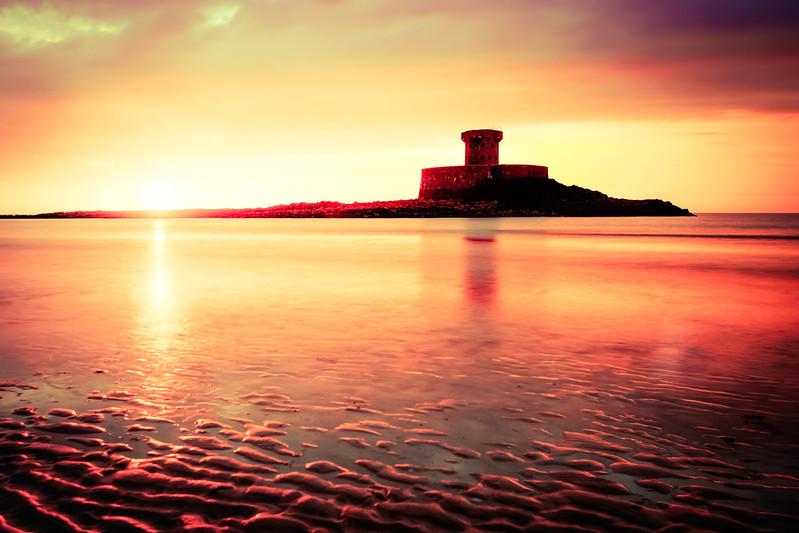 La Rocco Tower, Jersey