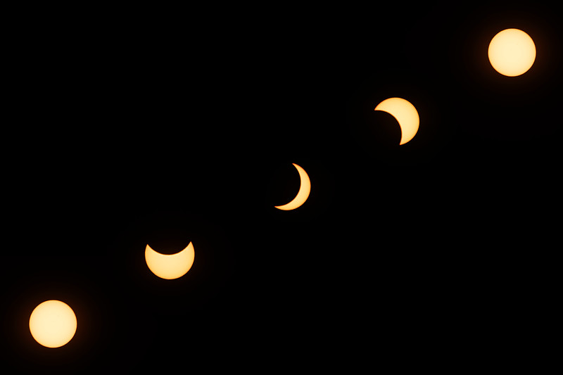 2017 PARTIAL SOLAR ECLIPSE