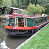 Along the Kennet/ Bradford and Avon Canal - Barbara McLellan before departure