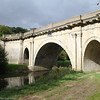 Along the Bradford and Avon Canal - the Dundass Viaduct
