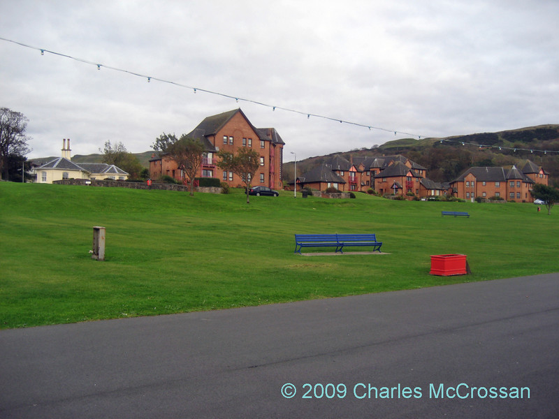 Cairnies Quay at Largs