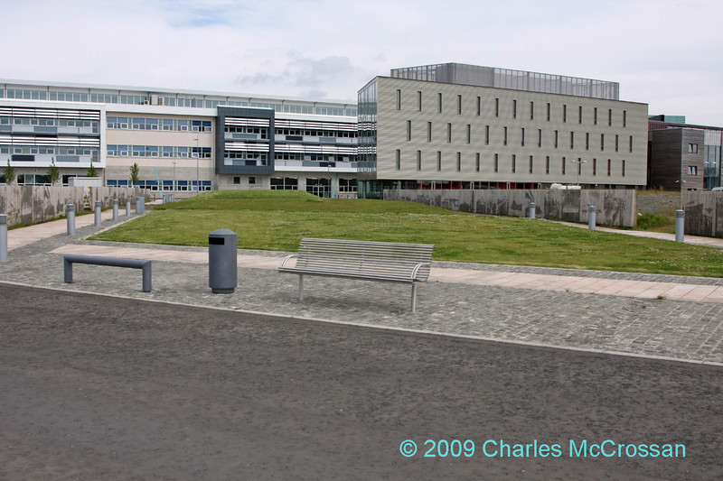 Clydebank College Grounds