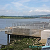 Clydebank College Grounsd - new berth being prepared - possibly pontoon