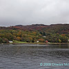 Autumn colours at Kyles of Bute