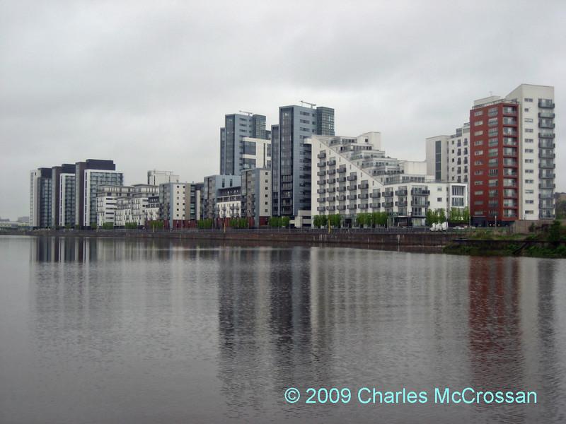 Glasgow Harbour development