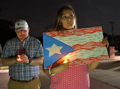 Vigil for Puerto Rico/ Vigilia por Puerto Rico