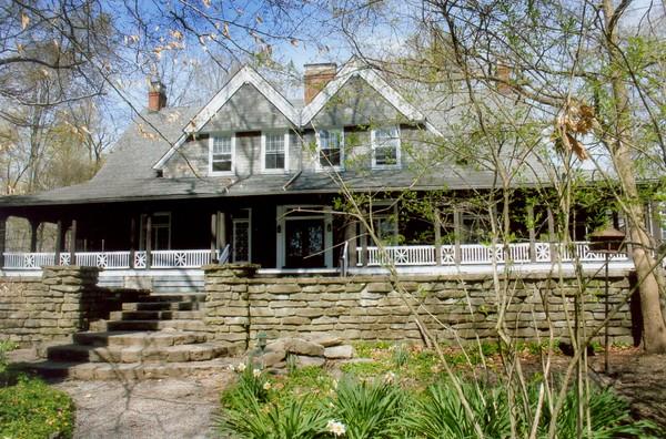 Krippendorf Lodge (Cincinnati Nature Center)