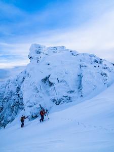 Alpes de Lyngen fév 2010