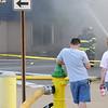 Brendan Kearns  Downtown Terre Haute Fire  5-19-09
