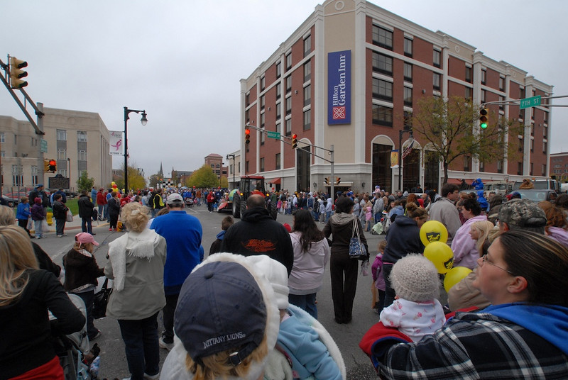ISU Homecoming Parade 2008