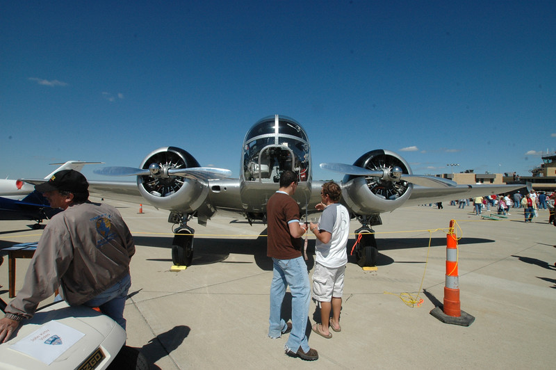 Terre Haute Air Fair 2007