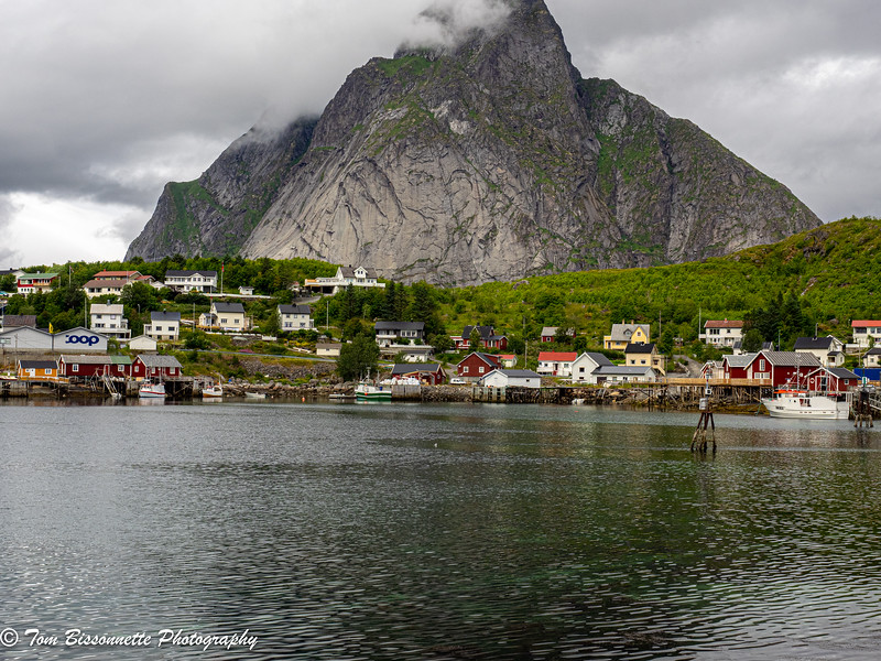 Sakrisoy, Norway