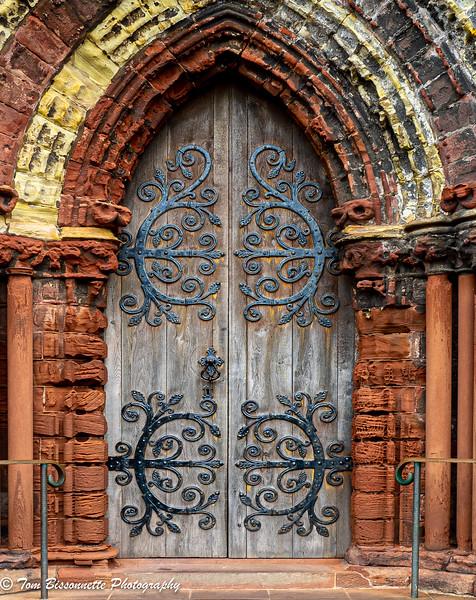 St. Magnus Cathedral Door