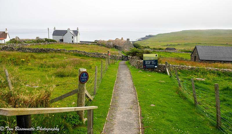 Shetland Croft House Museum