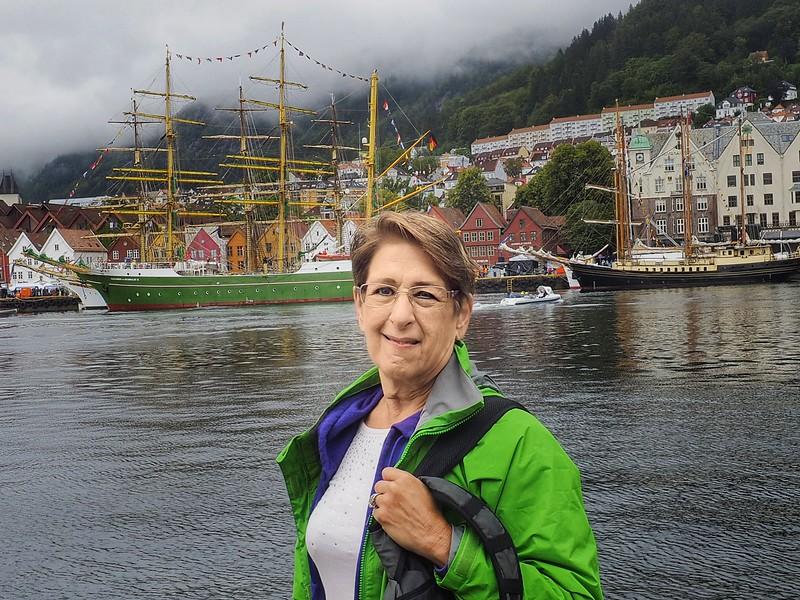 Bergen Harbor Portrait