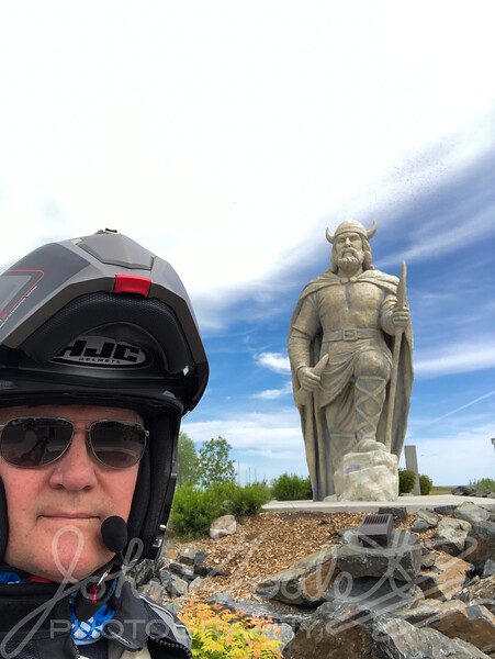 Viking Horns and Moose Antlers 2019-06-15